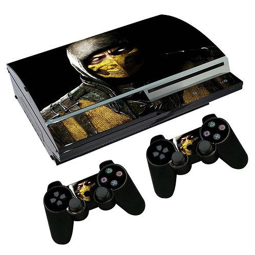 Playstation 3 Skin ''Deadly''