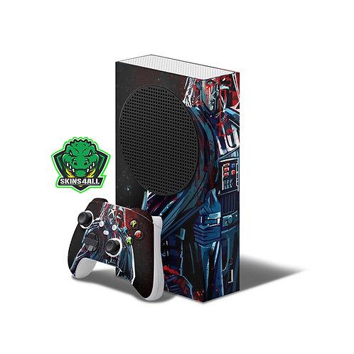 Xbox Series S Skin ''Darkside''