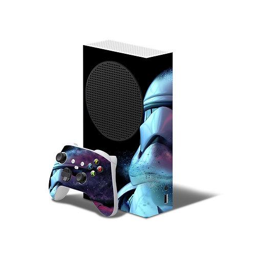 Xbox Series S Skin ''Trooper''