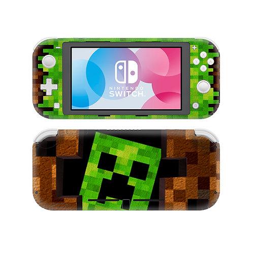 Nintendo Switch Lite Skin ''Creeper''