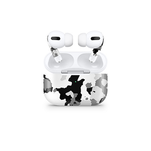 Apple Airpods Pro Skin ''Artic''