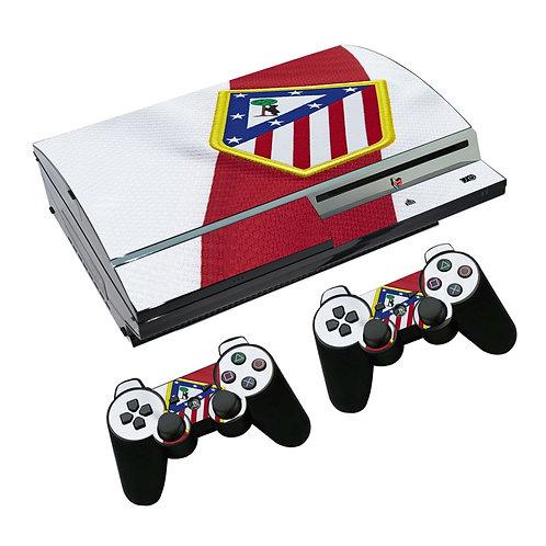 Playstation 3 Skin ''Aupa Madrid!''