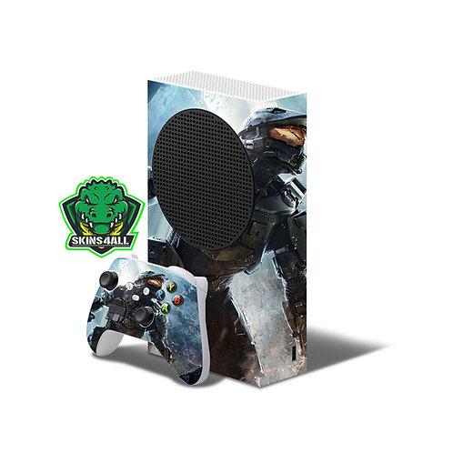 Xbox Series S Skin ''Chief''
