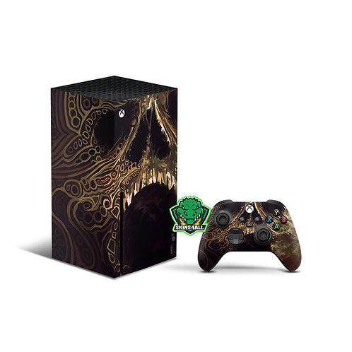 Xbox Series X Skin ''Torment''