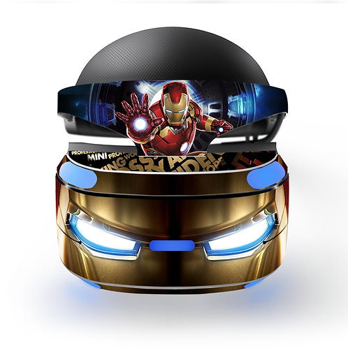 Playstation 4 VR Skin ''Stark''