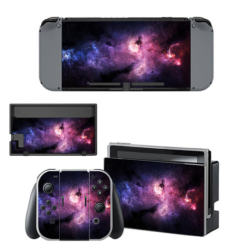 Nintendo Switch Skin ''Space''