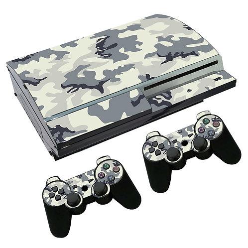 Playstation 3 Skin ''Snow Camo''
