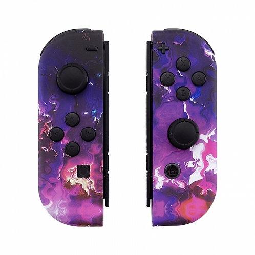 Nintendo Switch Joy-Con Shell ''Cosmic Lava''