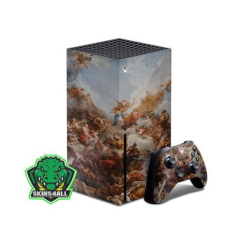 Xbox Series X Skin ''Heaven''