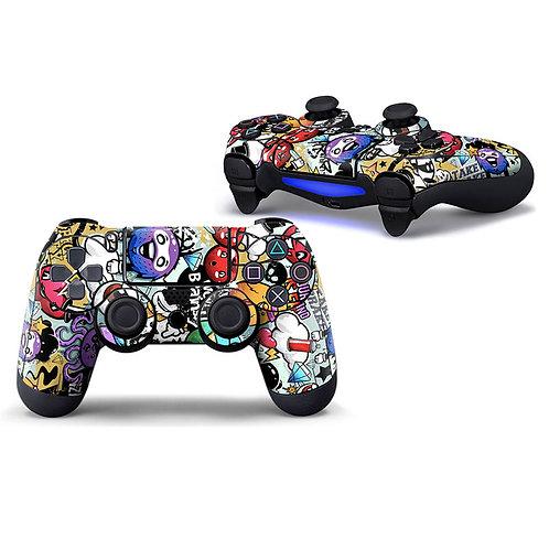 Playstation 4 Controller Skin ''Bizarre''