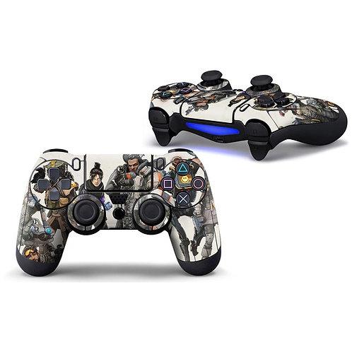 Playstation 4 Controller Skin ''Apex''
