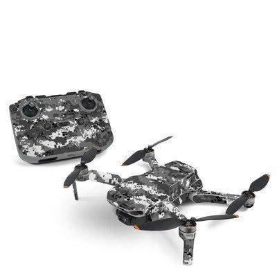 Dji Drone Skin Set ''Digi Camo''