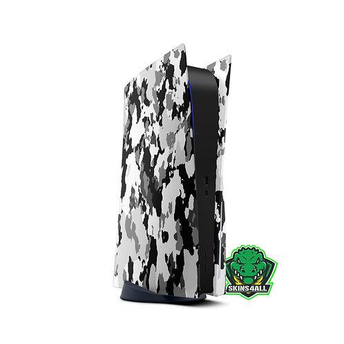 Playstation 5 Skin ''Artic Camo''