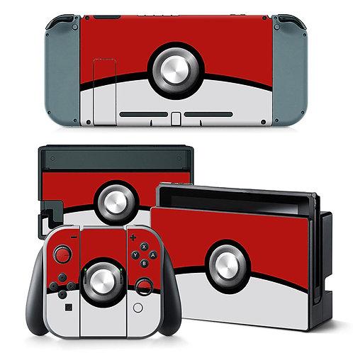 Nintendo Switch Skin ''Poke''
