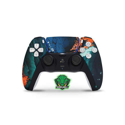 Playstation 5 Controller Hülle ''Abstract''