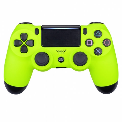 Playstation 4 Controller Shell ''Neon Green''