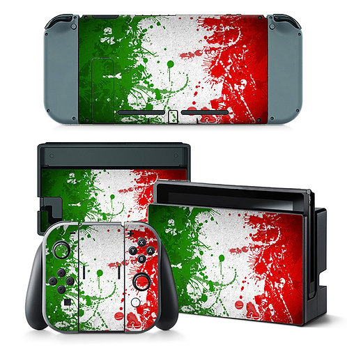 Nintendo Switch Skin ''Italia''