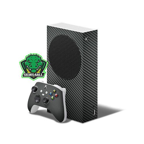 Xbox Series S Skin ''Black Carbon''