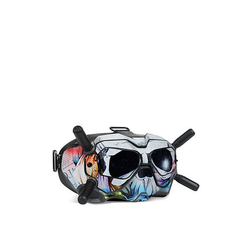 Dji FPV Goggles V2 Skin ''Conspiracy''
