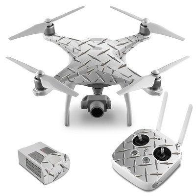 Dji Drone Skin ''Metal Head''