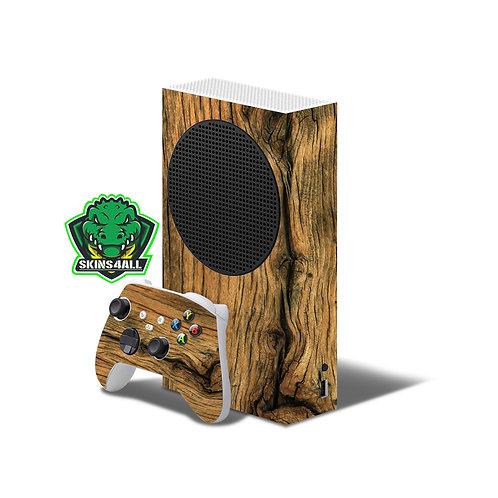 Xbox Series S Skin ''Rustic''