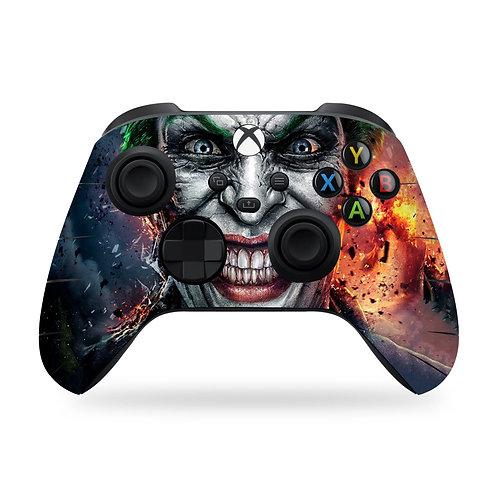 Xbox Series S/X Controller Skin ''Madman''