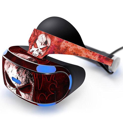 Playstation 4 VR Skin ''Punisher''