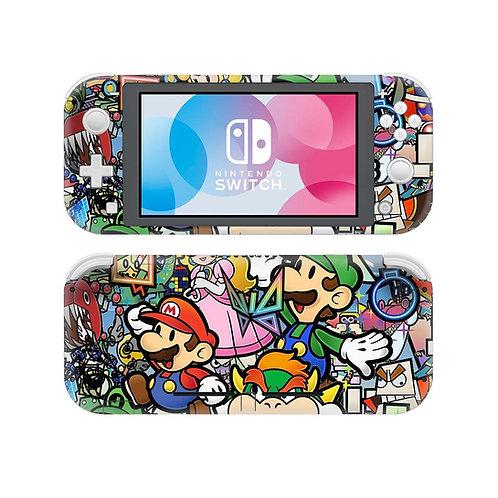 Nintendo Switch Lite Skin ''Mayhem''