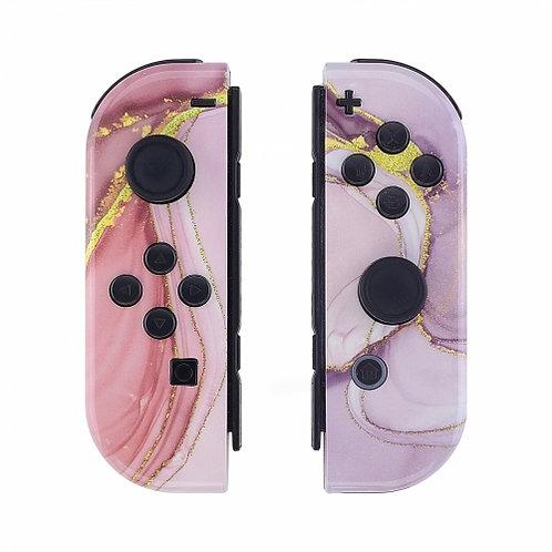 Nintendo Switch Joy-Con Shell ''Rose Marble''