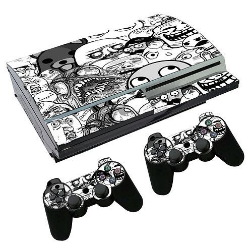 Playstation 3 Skin ''Troll''
