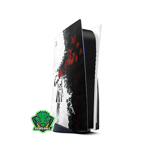 Playstation 5 Skin ''Headshot''