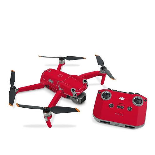 Dji Drone Skin ''Red''