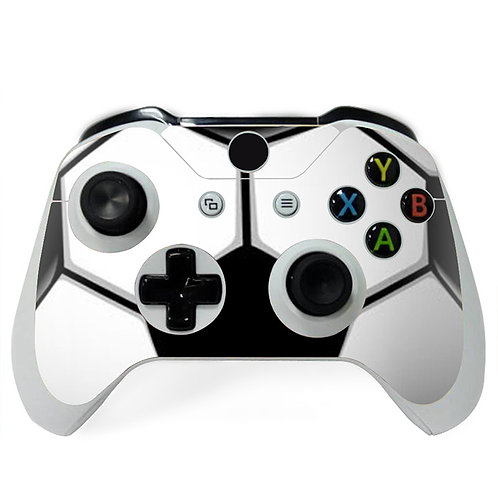 Xbox One Controller Skin ''Soccer''