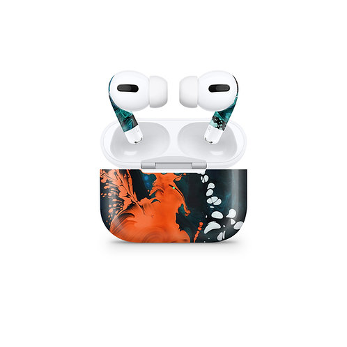Apple Airpods Pro Skin ''Splash''