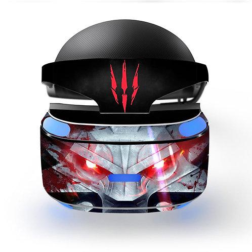 Playstation 4 VR Skin ''Hunter''