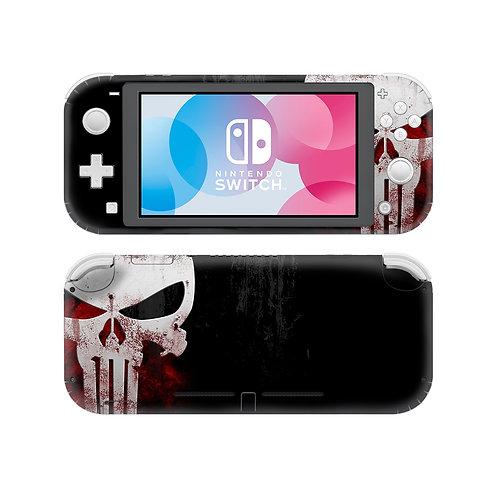 Nintendo Switch Lite Skin ''Punisher''