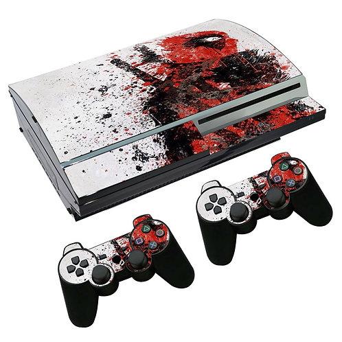 Playstation 3 Skin ''Mercenary''