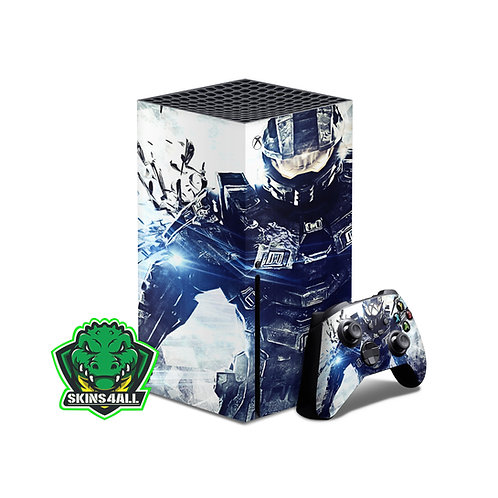 Xbox Series X Skin ''Chief''