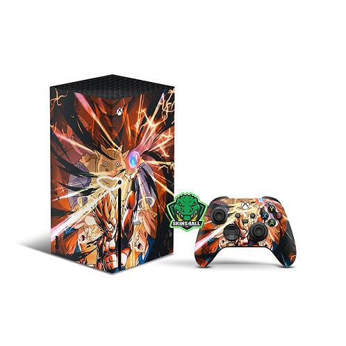 Xbox Series X Skin ''Epic''