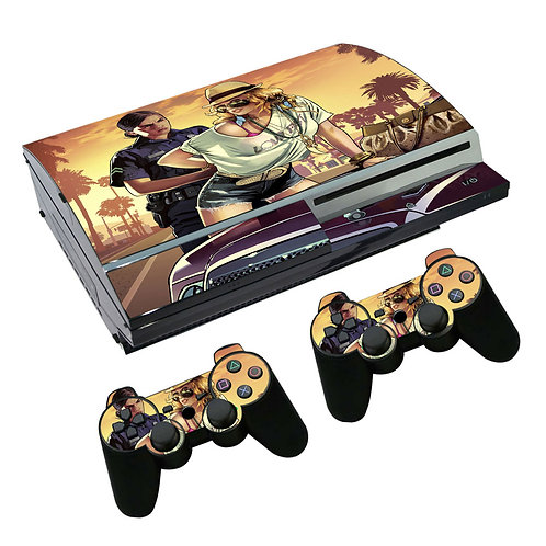 Playstation 3 Skin ''Busted''