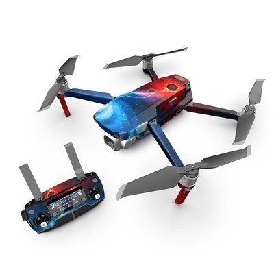 Dji Drone Skin Set ''Black Hole''
