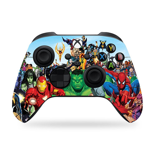 Xbox Series S/X Controller Skin ''Heroes''