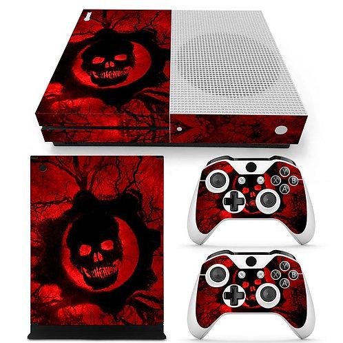 Xbox One S Skin ''Gears''
