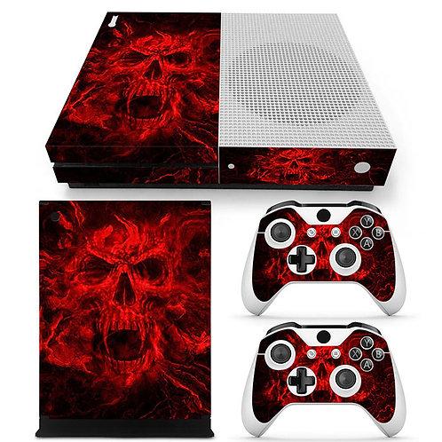 Xbox One S Skin ''Vampire''