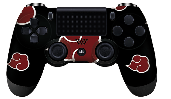 Ps4 Controller ''Red Clouds''
