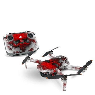 Dji Drone Skin ''War''