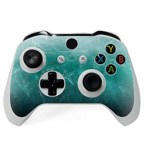 Xbox One Controller Skin ''Ice''