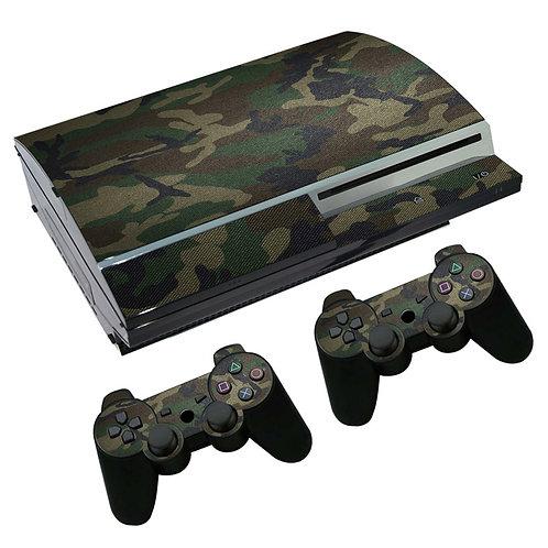 Playstation 3 Skin ''Army''