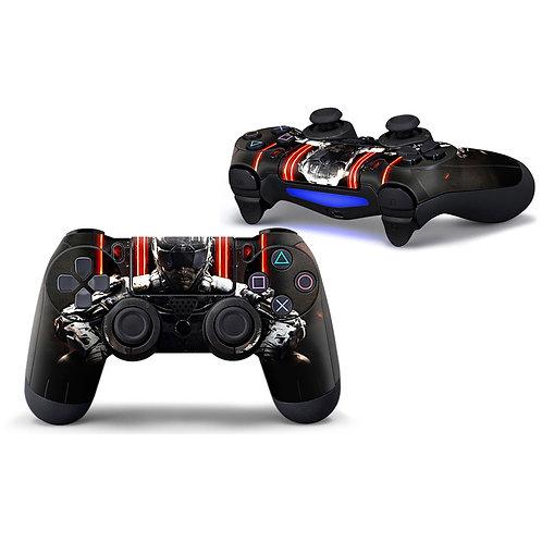 Playstation 4 Controller Skin ''Black Ops''