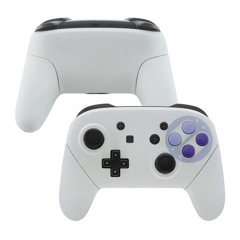 Switch pro Controller Shell ''Snes''